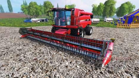Case IH Axial Flow 7130 v1.3 para Farming Simulator 2015