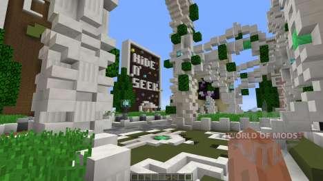 Team Mitrhil para Minecraft