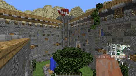 Epic Minecraft Castle para Minecraft
