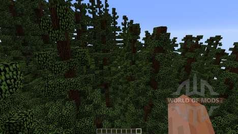 The Land of Odysseus para Minecraft