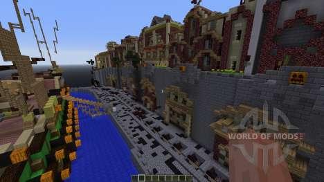 Zah Mona Leo para Minecraft