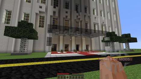 Phantom White Hotel para Minecraft