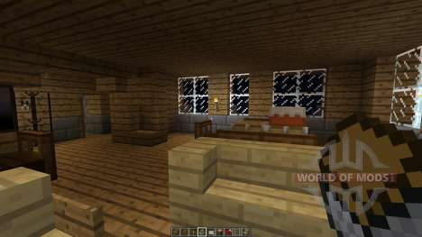 Medieval Mountain House para Minecraft