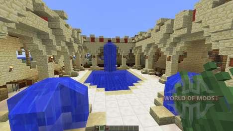 A Small Roman Domus para Minecraft