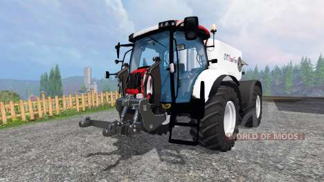 Steyr CVT PowerTrac para Farming Simulator 2015