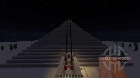 De piramid para Minecraft