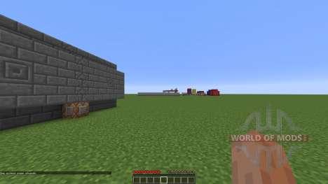 Grenades para Minecraft
