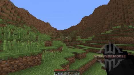 Aizeroth The Land of Uncertainty para Minecraft