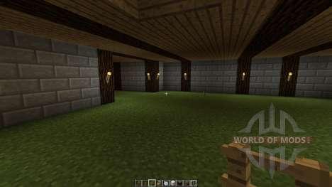 Medieval Manor para Minecraft