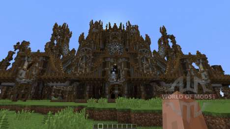 Two Cathedrals para Minecraft