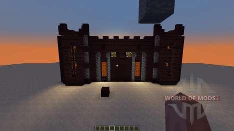 Hidden Nether Portal para Minecraft