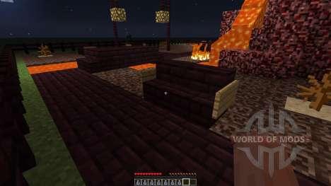 Nether Park para Minecraft
