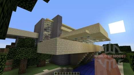 Frank Lloyd para Minecraft