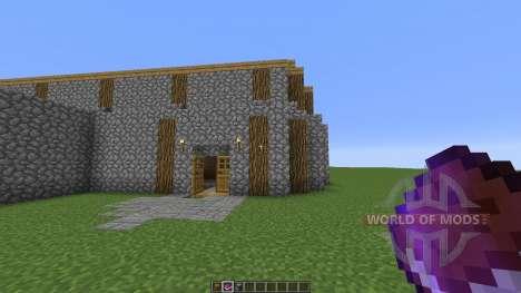 Medieval Tavern new para Minecraft