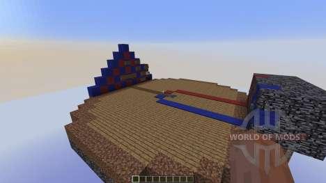The Dirt Wars para Minecraft