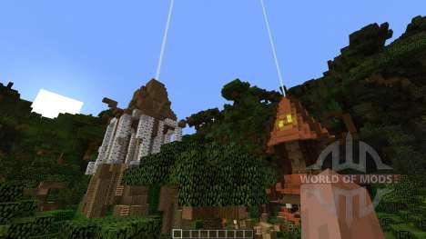 Among the Treetops para Minecraft