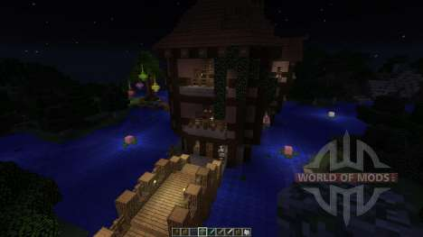 Mediaval Letharia para Minecraft