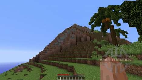 Hilly Survival para Minecraft