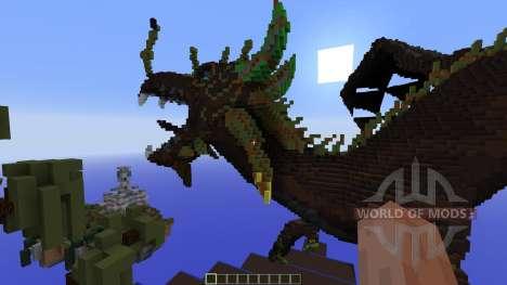 Meridia Heavens Peak para Minecraft