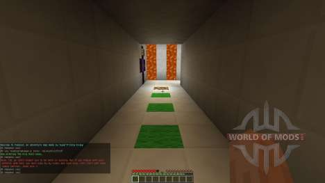 Adventure Map - Fadeout para Minecraft