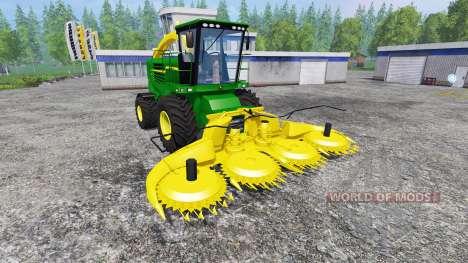 John Deere 7180 v1.1 para Farming Simulator 2015