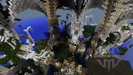 Dragon spawn of the water temple para Minecraft