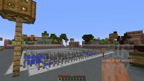 Madagascar para Minecraft