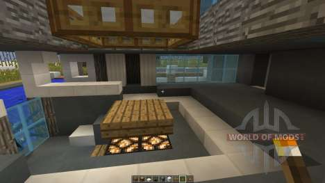 ECO Minecraft Ecological House Project para Minecraft