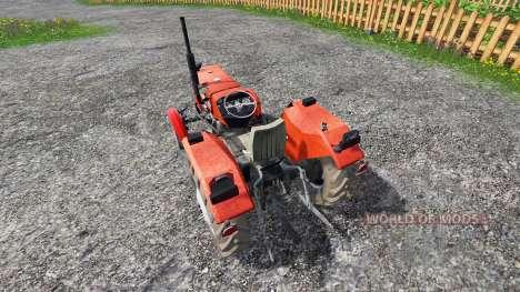 Ursus 2812 para Farming Simulator 2015