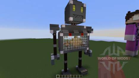 Mapa de RETOS para Minecraft