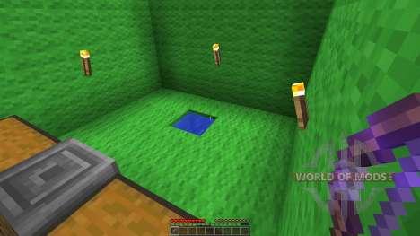 Slime Boss Fight para Minecraft