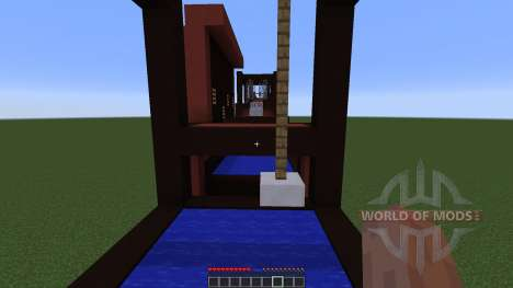 Minecraft Ninja Warrior para Minecraft