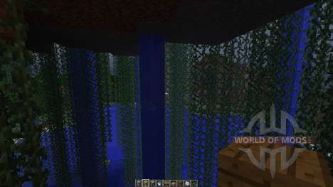 The Cave Home para Minecraft