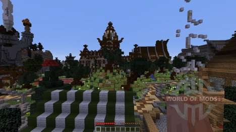 Faction Lobby para Minecraft