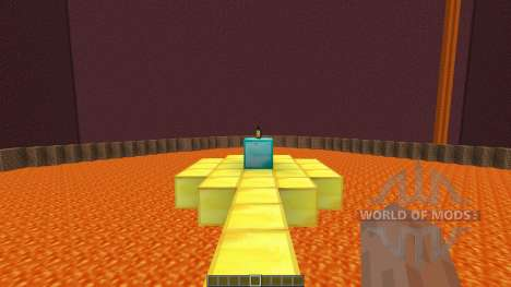 Minecraft King of the Volcano para Minecraft