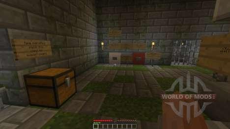 Seeker Chronicles Episode 1 para Minecraft