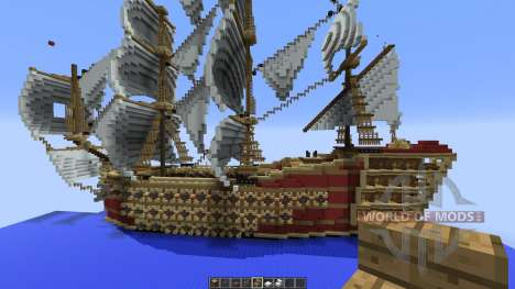 7 ships para Minecraft