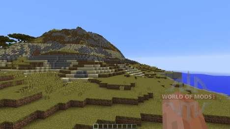 Buluran An African Terrain para Minecraft