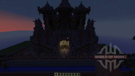 Factions Server Spawn para Minecraft