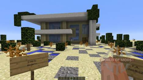 House 6 para Minecraft