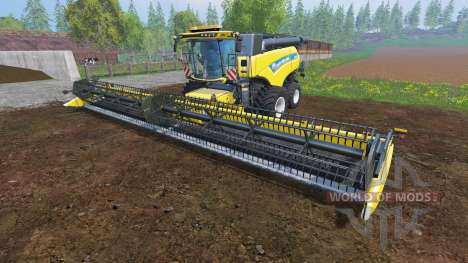 New Holland CR10.90 [front twin wheels] para Farming Simulator 2015