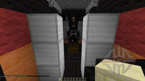 Southern Pacific para Minecraft