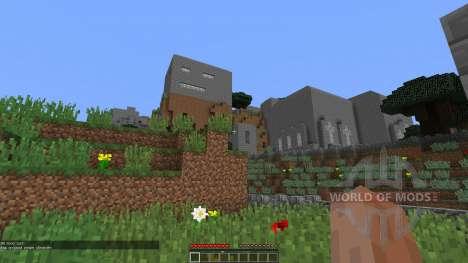 New Mine-Killer Map Saga para Minecraft