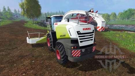 CLAAS Jaguar 870 para Farming Simulator 2015