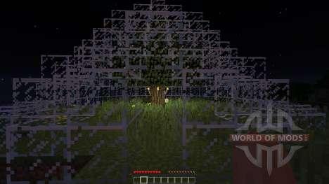 Darkness Dome Plains Version para Minecraft