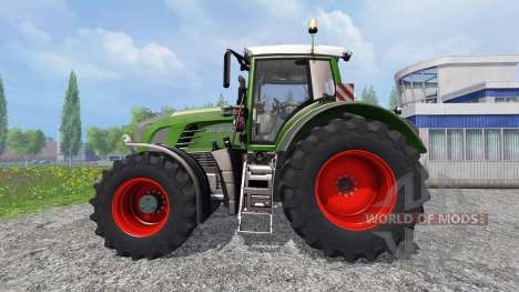 Fendt 936 Vario SCR con el contrapeso para Farming Simulator 2015