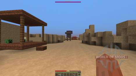 New and Improved Borderlands Map para Minecraft