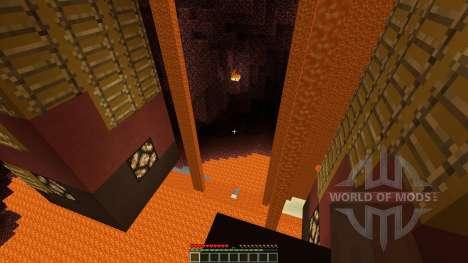 Minecraft Puzzle map: Nether empire para Minecraft
