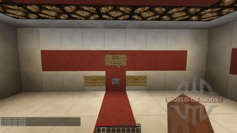 RETRACE - A revolutionary minecraft maze para Minecraft