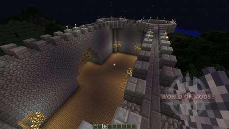 Awesome Castle new para Minecraft